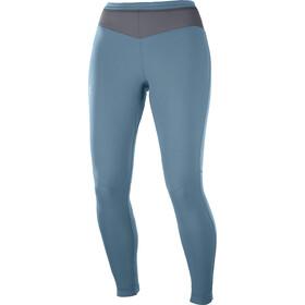 Salomon XA Warm Pantaloni Donna, blu